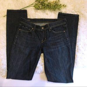 COH | Ava 142 low waist stretch straight leg 27